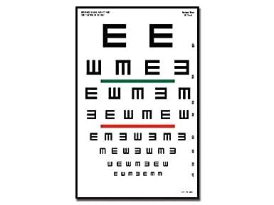 GIMA ref 31302 Mesa optométrica de Tumbling