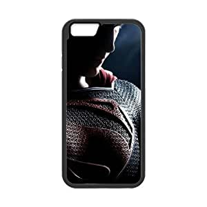 iPhone 6 4.7 Inch Cell Phone Case Black Man Of Steel Aeybo