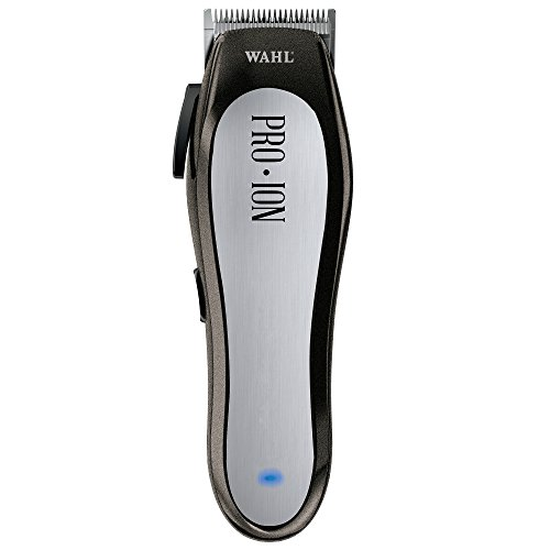 Home Grooming - Wahl Professional Animal Pro Ion Cordless Pet Clipper Trimmer Grooming Kit #9705