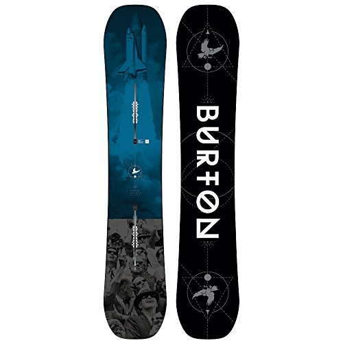 Burton Process Flying V Snowboard Mens (Burton Rocker)