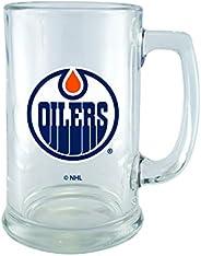 NHL Edmonton Oilers Beer Stein, 15-Ounce