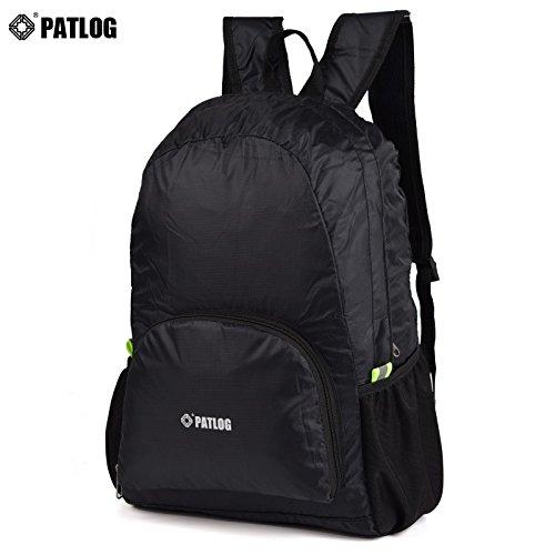 Hongrun Leichte Outdoor falten Double Shoulder Bag Freizeitaktivitäten falten Paket Skin Pack wasserdicht Verschleiß