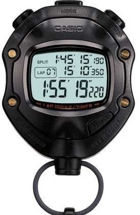 CASIO Stopwatch HS-80TW-1 by Casio