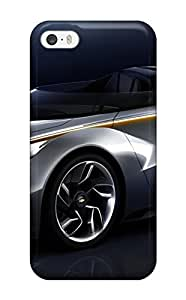 For Iphone 5/5s Premium Tpu Case Cover Chevrolet Mi Ray Roadster Concept Car Protective Case