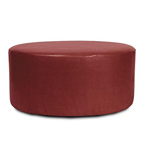 Howard Elliott C132-193 Replacement Cover for Universal Round Ottoman, 36-Inch, Avanti Apple