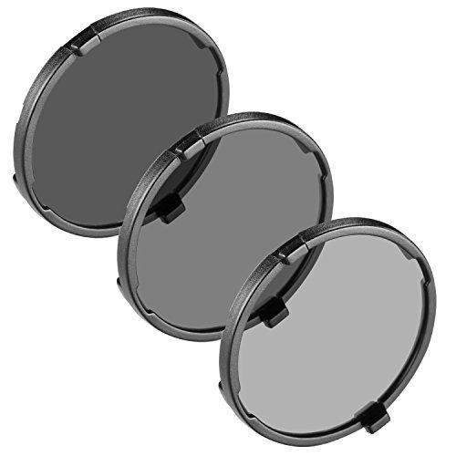 neutral density filter set - 8