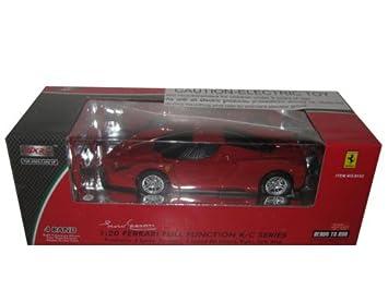 Amazon Remote Control Ferrari Enzo Red 1 20 RC Car Toys Games