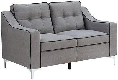 Amazon Com 9 By Novogratz Vintage Tufted Sofa Sleeper Ii