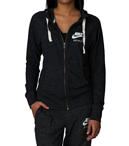 d398c576add9 Nike Gym Vintage Damen Sweatshirt Hoodie  Amazon.de  Sport   Freizeit