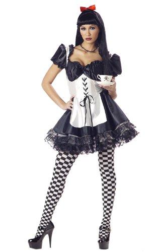 Malice in Wonderland Costume - Medium - Dress Size (Malice In Wonderland Costume)