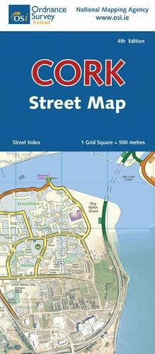 Cork (Irish Street Maps)