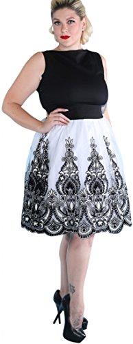 YAZACO-Womens-Plus-Size-1950s-Vintage-Dresses-Sleeveless-Lace-Cocktail-Swing-Dress