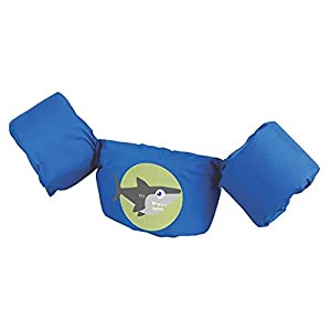 Stearns 3000003545 Puddle Jumper Child Life Jacket, Blue Shark