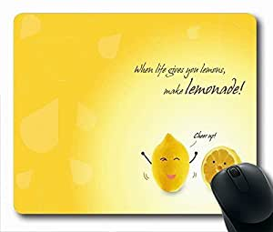 """Positive Quotes Simple Design STYLE (118089) Custom Printed Oblong Gaming Mousepad Standard Size 220mm*180mm*3mm Mouse Pad /Rectangle Mousepad in 9""""*7"""" by ruishername"""