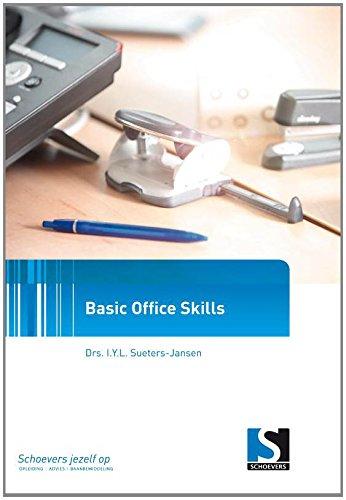 Basic Office Skills I.Y.L Sueters-Jansen