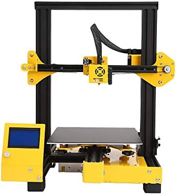 ZHQEUR Impresora 3D Kit de Bricolaje Metal Completo ...
