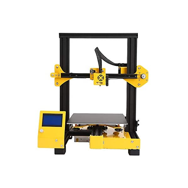 No-branded printer 3d printer diy kit full metal large printing size impresora 3d desktop auto leveling available tatcuican