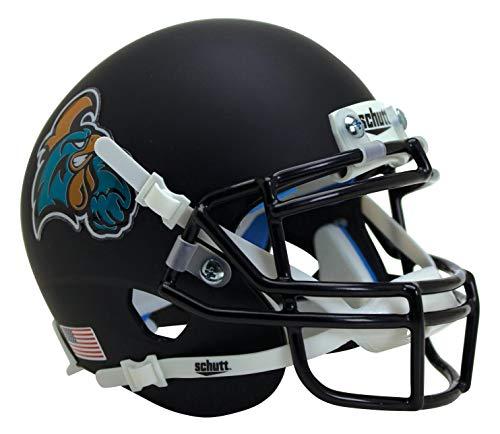 Schutt NCAA Mini Authentic XP Football Helmet, Coastal Carolina Chanticleers -
