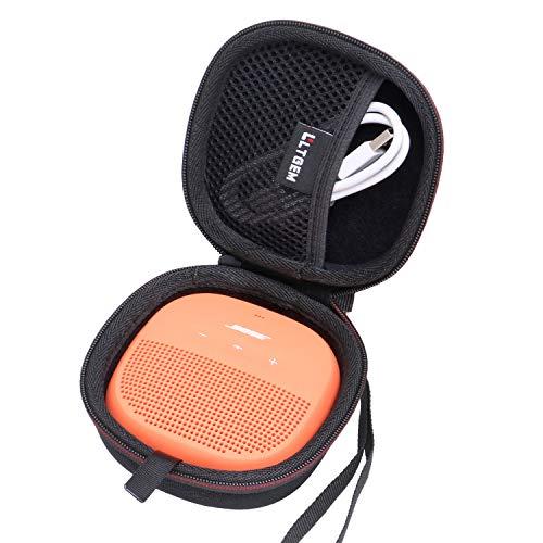 Bose SoundLink Micro Case - LTGEM EVA Hard Case for Bose SoundLink Micro Speaker (Black)