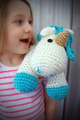 Kid's Stuffed Animal Unicorn