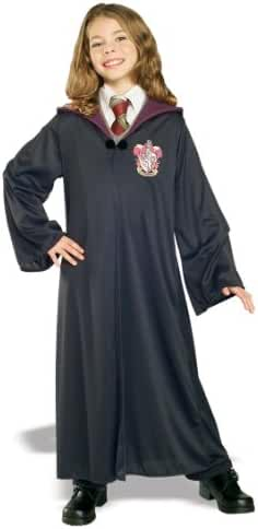 Harry Potter Child's Hermione Granger Gryffindor Robe, Medium