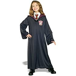 Rubie's Harry Potter Child's Hermione Granger Costume Robe, Medium