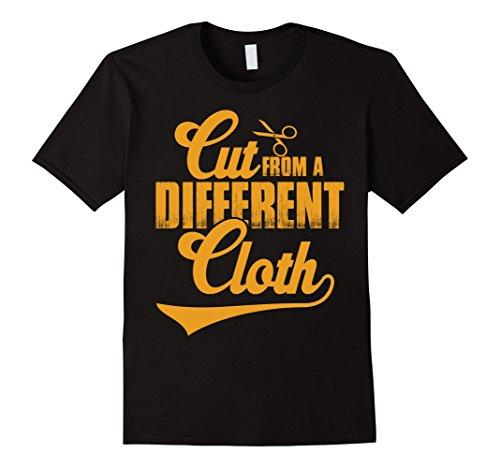 Urban Hip Hop T-Shirt Cut From A Different Cloth ()