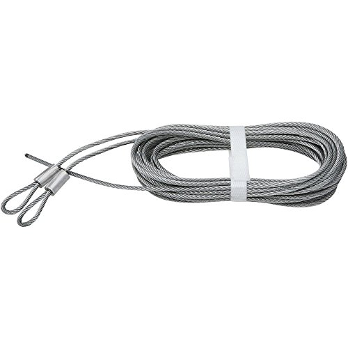 (National Hardware N280-313 V7617 Extension Spring Lift Cables in Galvanized, 2 pack)