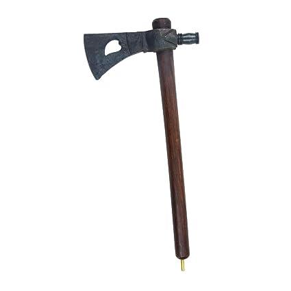 Amazon com : Armor Venue Iroquis Large Pipe Tomahawk