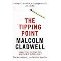 The Tipping Point by Malcolm Gladwell - Paperback