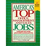 img - for America's Top Office, Management, and Sales Jobs (America's Top White-Collar Jobs) book / textbook / text book
