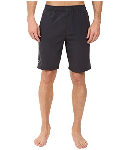 - TYR Men's Solid Lake Front Land to Water Shorts, Slate Large