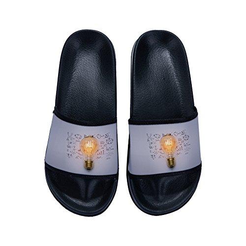 EU 39 Nero Irma00Eve F Pantofole M Donna qwngXWSOW6