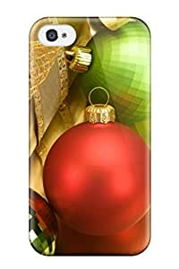 High Quality Christmas2 Case For Iphone 4/4s / Perfect Case