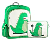 Kit Set Mochila Lonchera Beatrix Niño Escuela Niña Dinosaurio