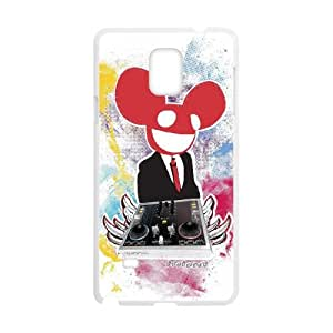 deadmau5 Samsung Galaxy Note 4 Cell Phone Case White Present pp001-9441623