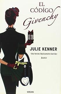 EL CODIGO GIVENCHY par Kenner