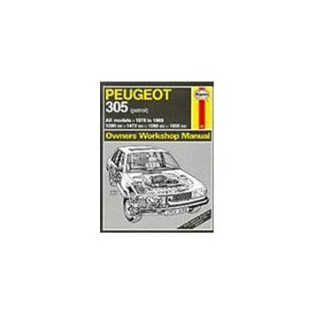 Peugeot 305 haynes car manuals and literature | ebay.