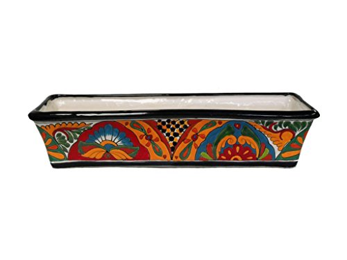 Talavera Pottery Window Box SM