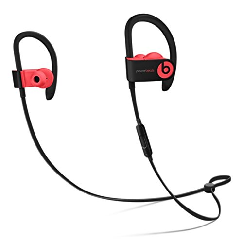 Powerbeats3 Wireless In-Ear Headphones - Siren Red