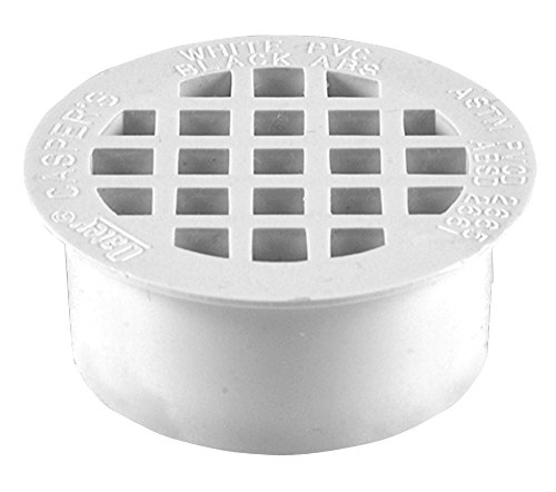 Oatey 43561 Bathroom Sink and Tub Drain Strainers, 2-Inch, ()