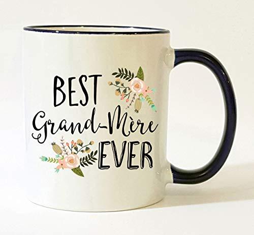 Grand-Mére Mug/Best Grand-Mére Ever/Grand-Mére -