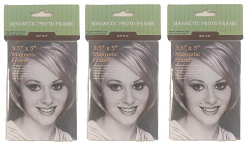 Set Magnetic Photo Frame 3 5 product image