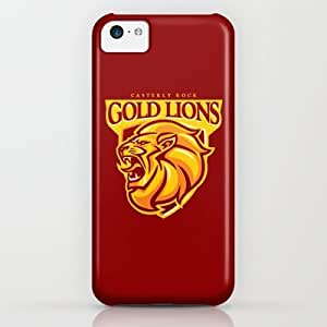 Society6 - Casterly Rock Gold Lions iPhone & iPod Case by WinterArtwork