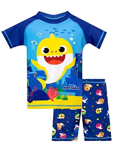 Pinkfong Jongens Baby Shark Zwemset