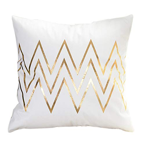 GOVOW Pillow Cover for Body Pillow Art Decorations