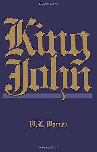 King John (English Monarchs)