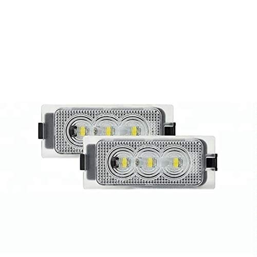2 x TOP Module SMD LED Kennzeichenbeleuchtung Nummernschildbeleuchtung 307REN