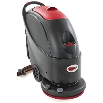 Amazon Com Electric Auto Floor Scrubber 17 Quot Cleaning Path
