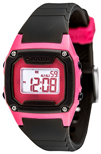 Freestyle Unisex 10017011 Shark Classic Pink and Gray Digital Watch - Freestyle Gray Watch